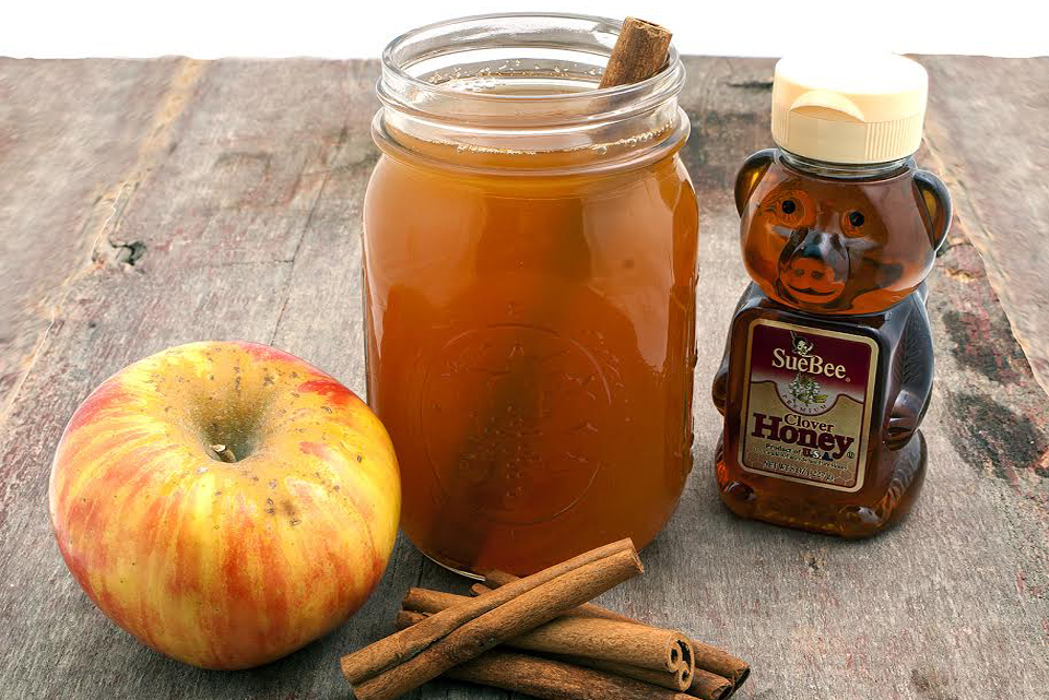 Honey and Apple Cider Vinegar - Sioux Honey Association Co-Op