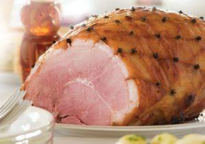 Photo of a ham