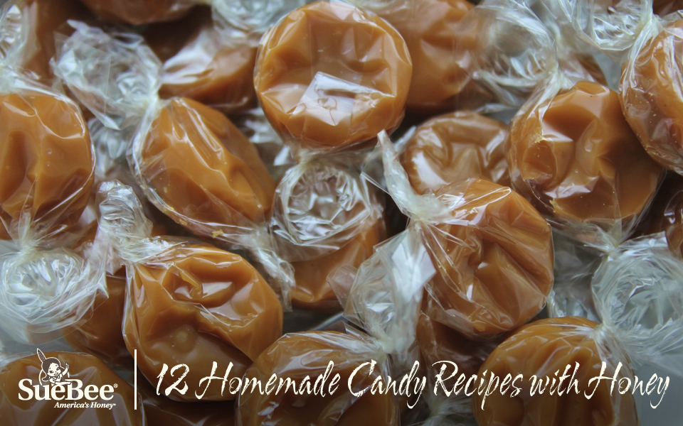 12 Homemade Candy Recipes With Honey - Sioux Honey
