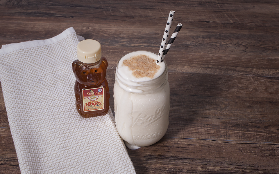 Sue Bee 174 Honey Vanilla Milkshake Sioux Honey Association