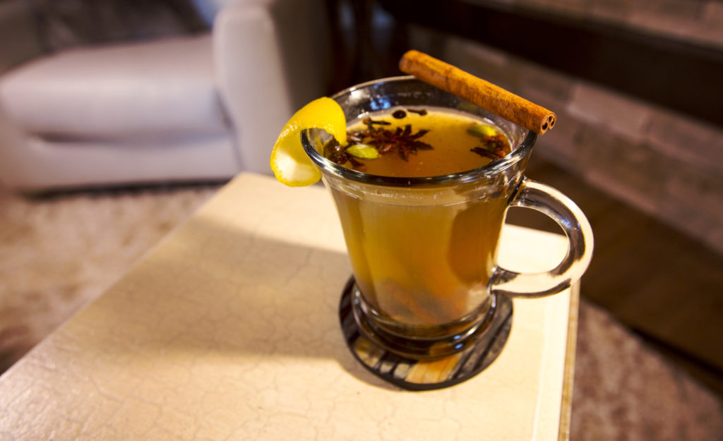 Irish Hot Toddy