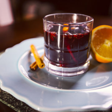 Honey Mulled Wine
