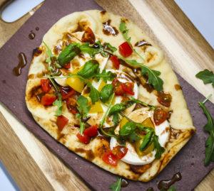 Honey Balsamic Pizza