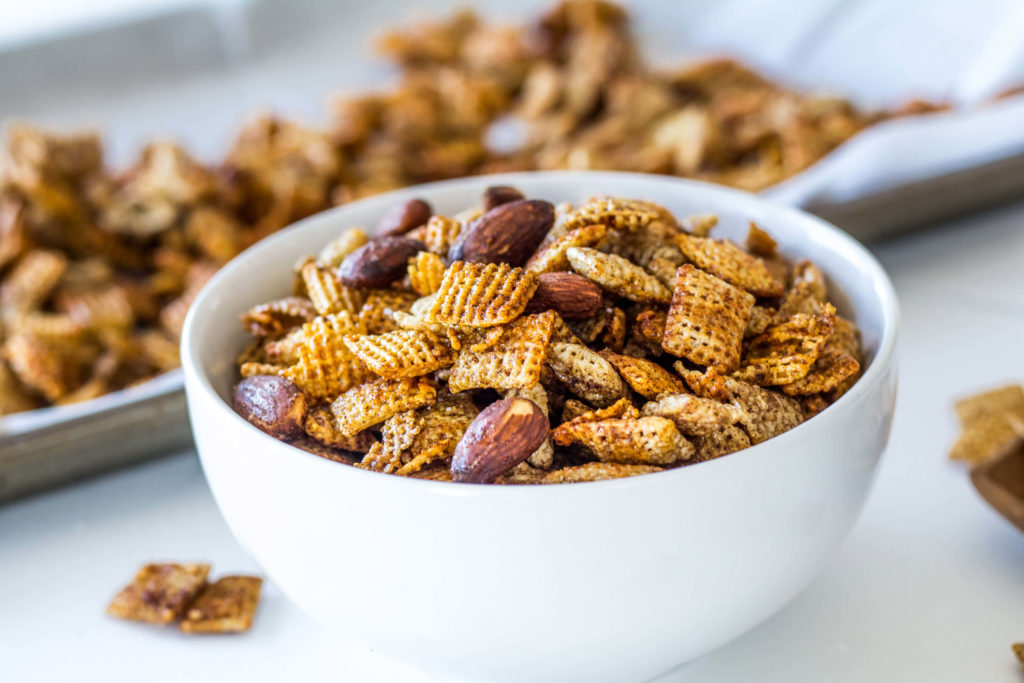 Photo of Chex mix